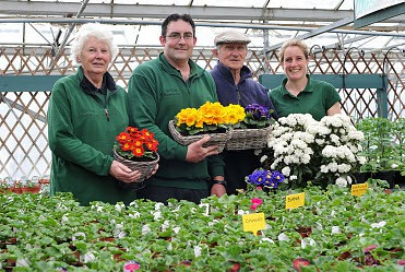 Woolpit Nurseries family business